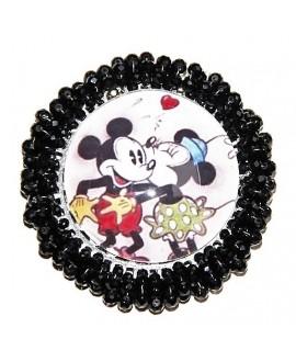 Medalla Mickey y Minnie 65mm