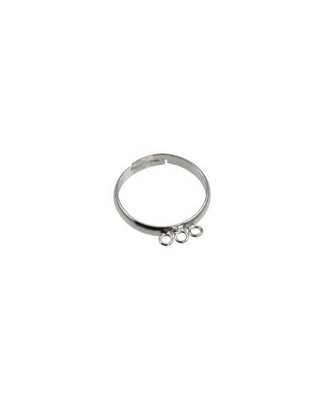 Base anillo 3 asas, ajustable