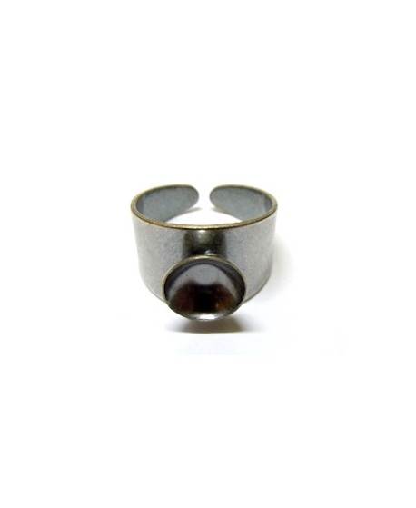 Base anillo cóncavo 10mm para bolas de 10 a 12mm