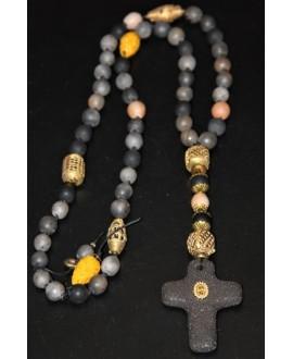 Rosario/collar arcilla Mali