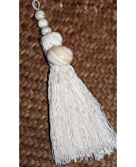 Borla de hilo de algodón, largo 20m