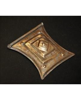 Tuareg plata, 65x60mm, paso 2mm