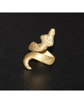Anillo bronce, medida 11