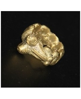 Anillo bronce, medida 10,5