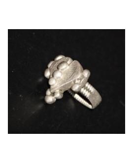 ANTIGUO anillo FULANI, joyería africana, Peul