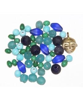 Mix- África bronce/vidrio reciclado