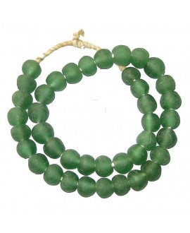 vidrio reciclado verde claro, precio por ristra, 10mm, paso 3mm.