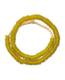 Rondel amarillo 10mm, paso 3mm