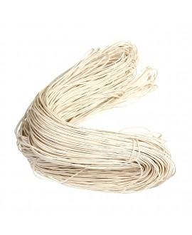 Hilo algodón 1mm, precio por 5 metros