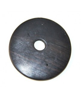Colgante ébano 60mm paso 5mm, Malí