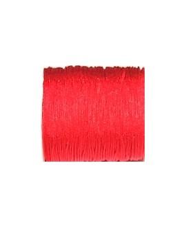Cola de ratón 0,8mm color rojo, precio por 3 metros