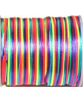 Cola de ratón 1mm color multicolor, precio por 3 metros