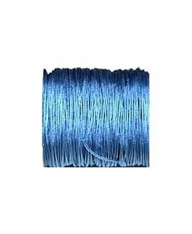 Cola de ratón 1mm color azul, precio por 3 metros
