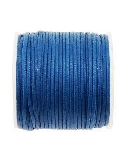 Hilo algodón azul marino 1,5mm, precio por 5 metros