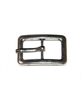 Cierre hebilla metal 35x23mm, precio por 5 unidades