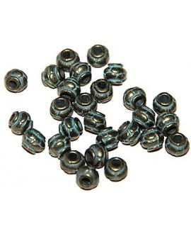 Rondel, 5mm, paso 2mm, precio por 10 unidades