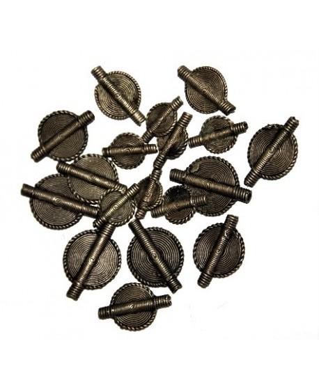 Mix- África baule bronce