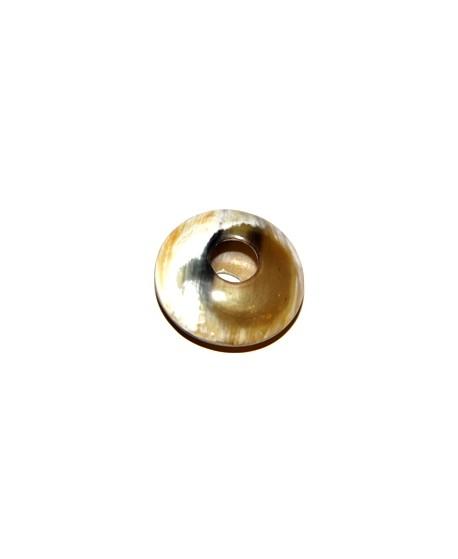 Donut cuerno 60mm, agujero 15mm