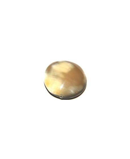 Moneda cuerno 45mm, paso 2mm